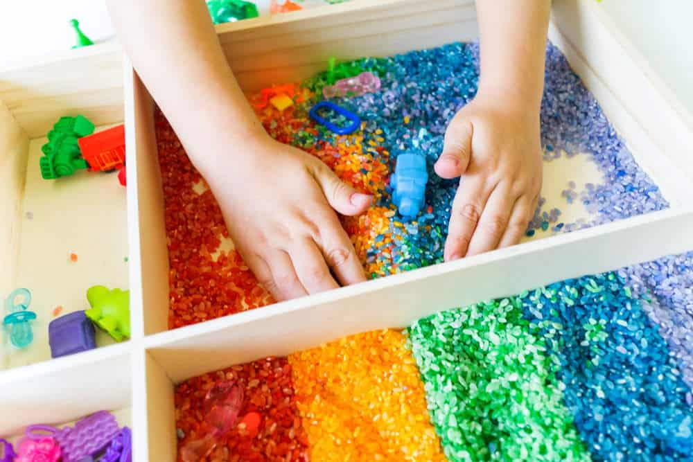 sensory toys for anxiety